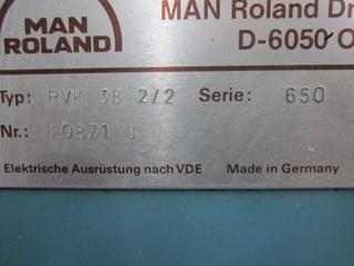 Man Roland RVK 3B 2/2