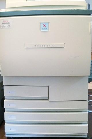 Xerox DocuColour 12