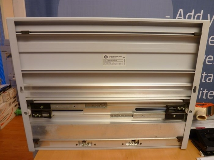 Plate Punch for Heidelberg QM46