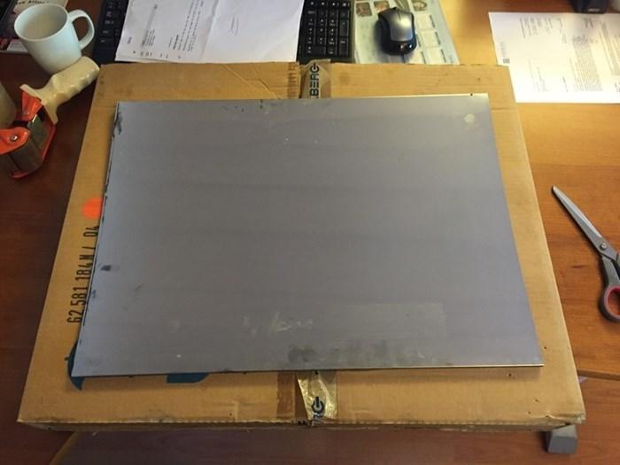 Impression Cylinder Jacket for GTO46