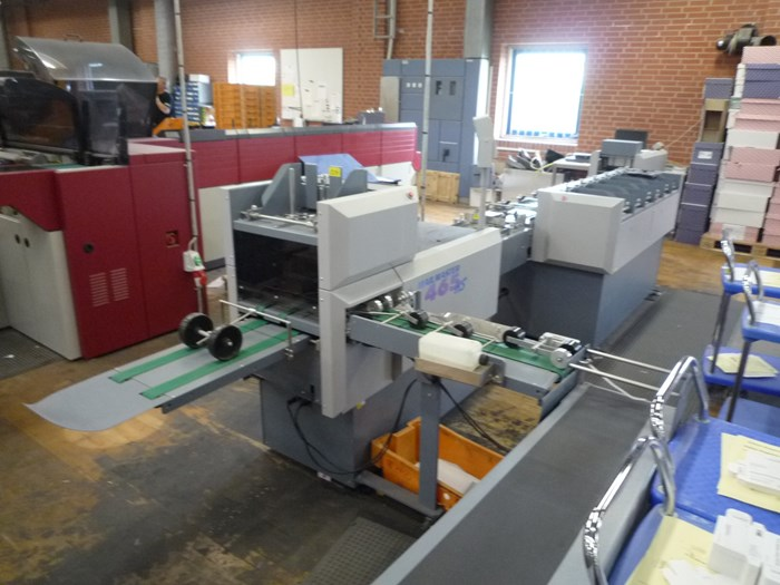 Mail room equipment | Press Trading