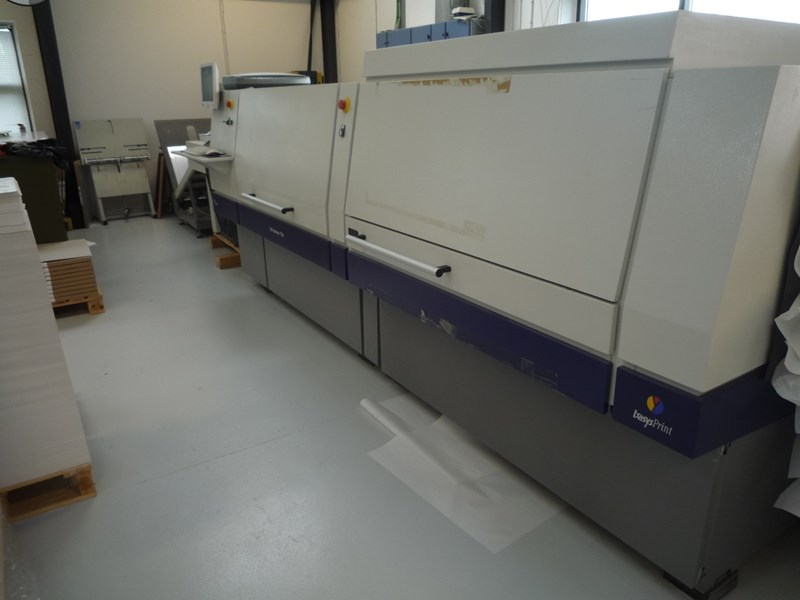 we have all spareparts for Basysprint UV-setter 736 used
