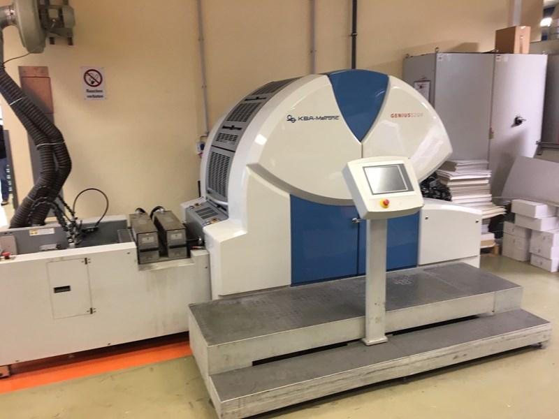 KBA Genius 52-5 10 mil imp  UV Machine !!!!
