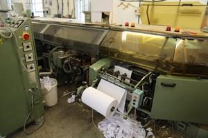 Kolbus KM470 Ratiobinder with endsheet pasting