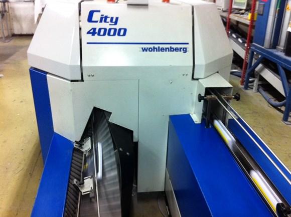 Wohlenberg City 4000 perfect binder