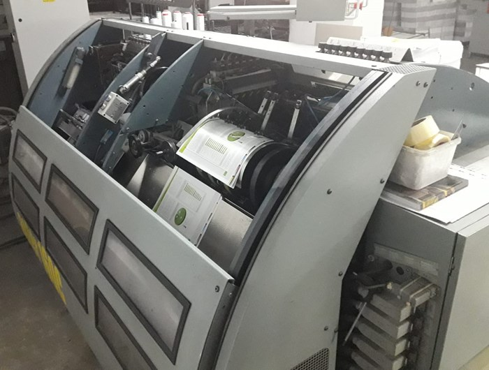 Aster 160C thread sewing machine