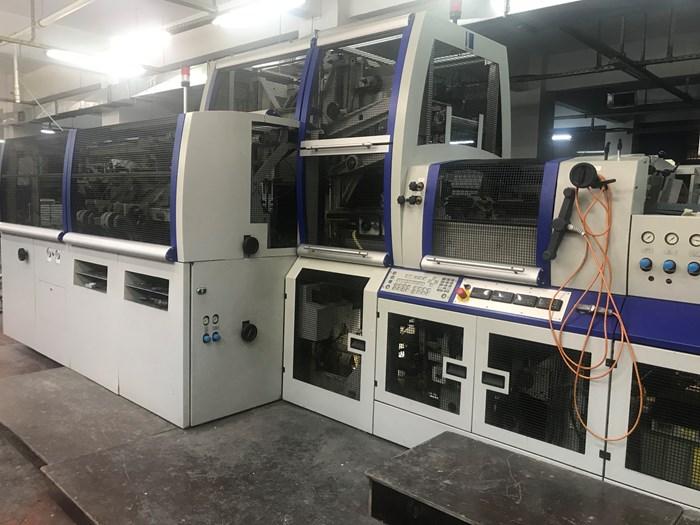 Kolbus BF511 book production line