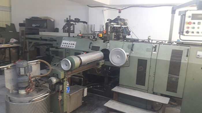 Kolbus DA230 high capacity casemaker