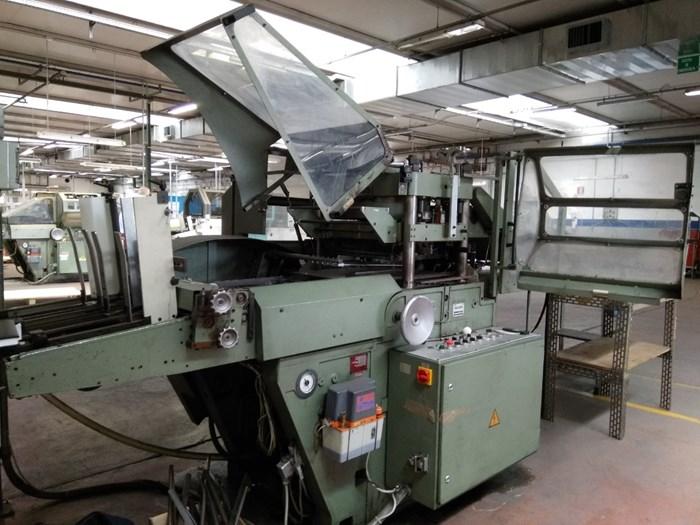 Kolbus PE70 embossing press