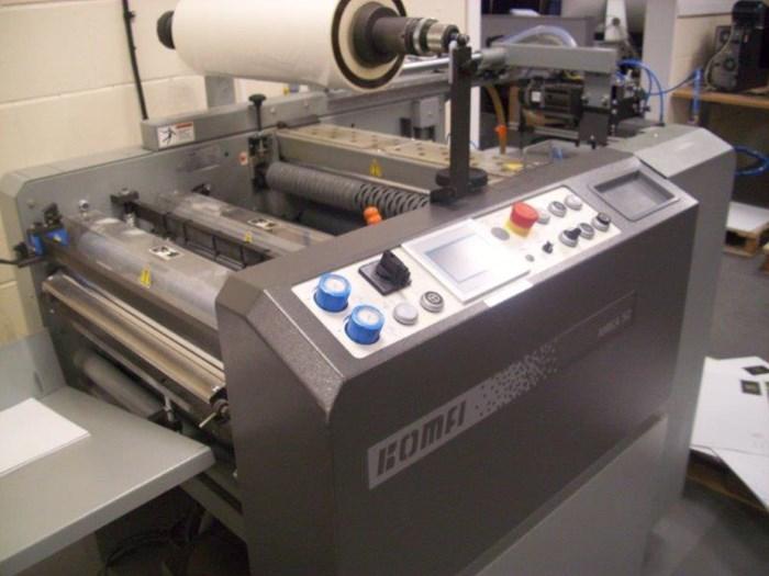 Komfi Amiga 52A laminator