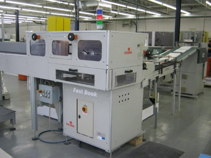 Solema Fastbook with Autoloader