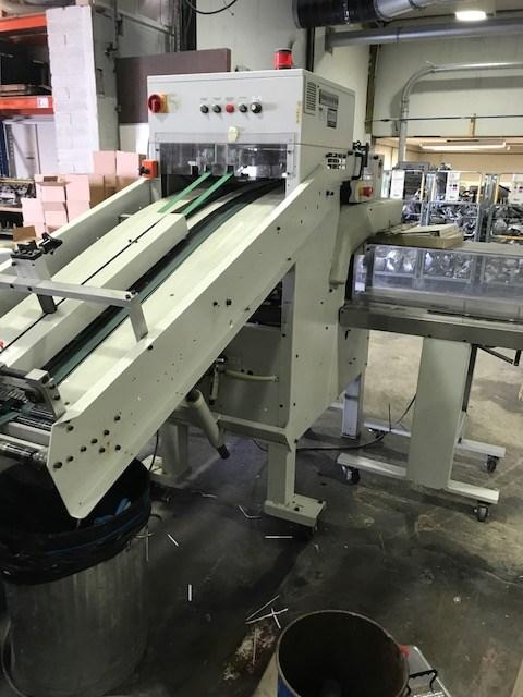 Kolbus KM600 perfect binding line