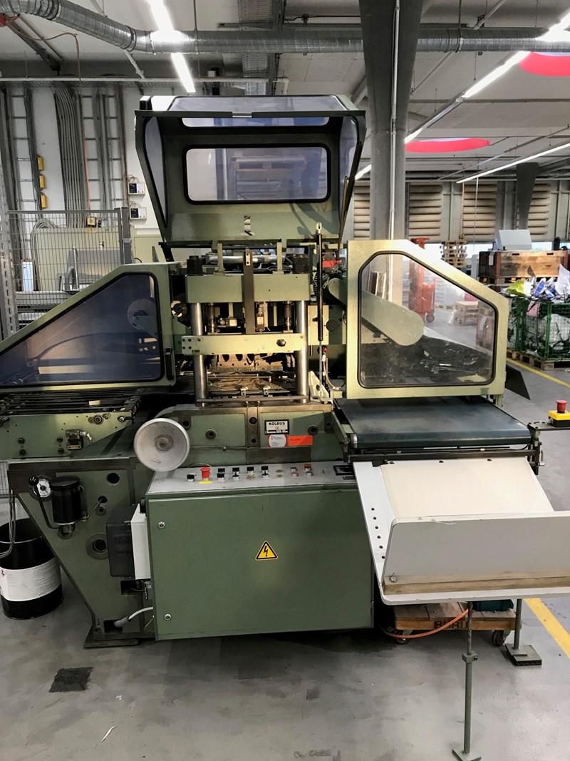 Kolbus PE311 embossing press