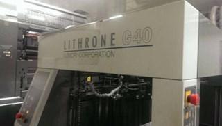 Komori Lithrone GL 640 H+CX