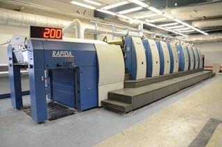 KBA Rapida RA106-8 SW