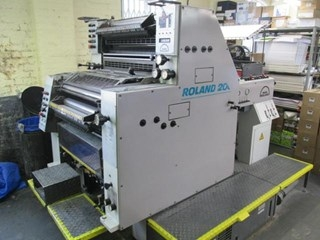 MAN ROLAND R202 TOB