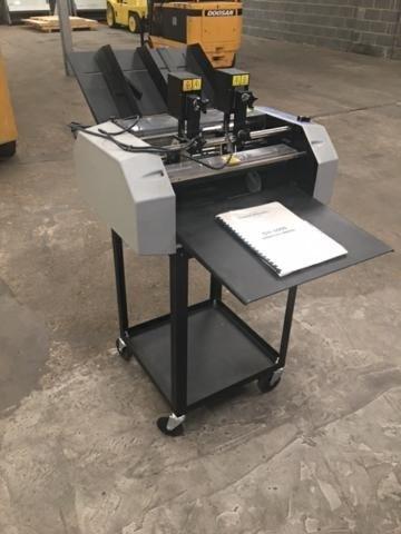 GRAPHIC WHIZARD 6000 Numbering Machine