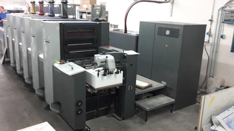 Heidelberg SM52-5+L Anicolor