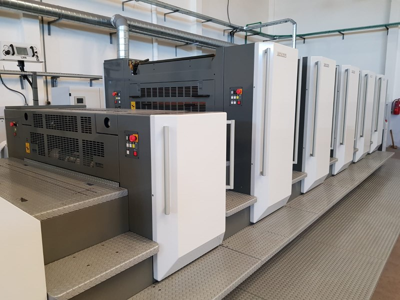 KOMORI LITHRONE GL 540+C (H)