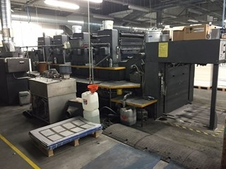 HEIDELBERG SPEED 102 VP
