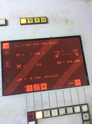 HEIDELBERG SM 74/4 HP + L
