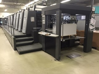 Heidelberg XL 105-8-P InPress Control