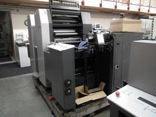 Heidelberg SM 52-2 (straight machine)
