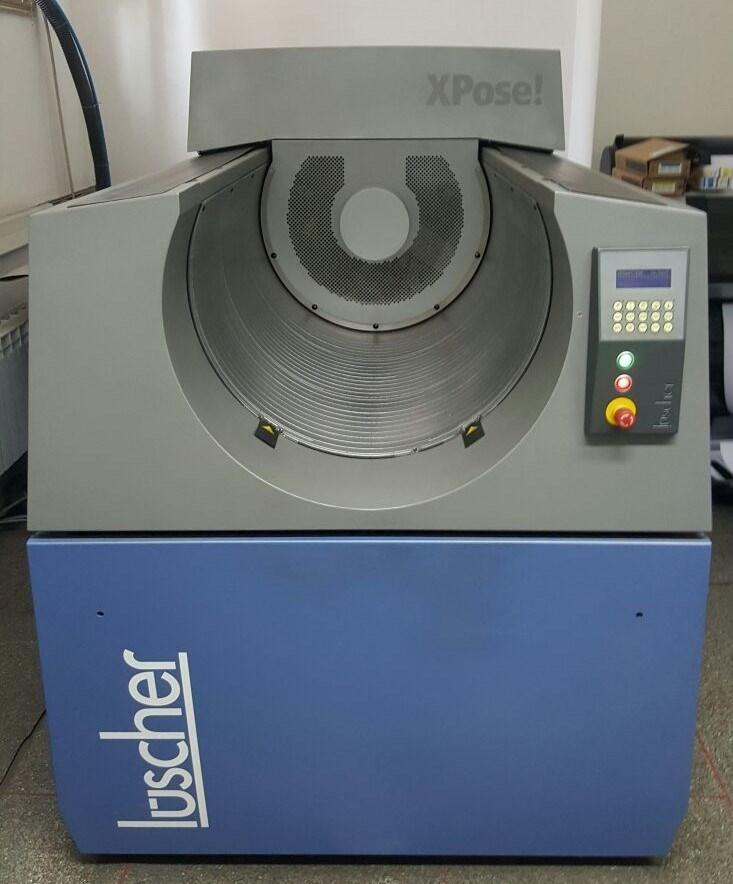 Luesher XPose! 160/32 UV VLF
