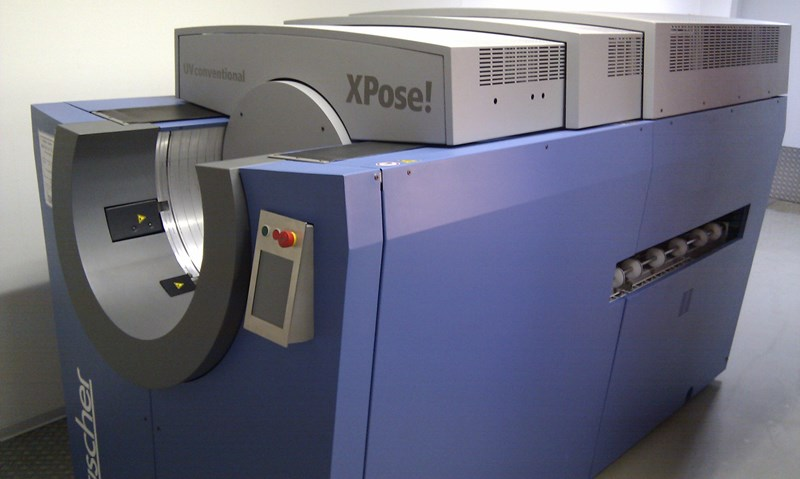 Luesher XPose! 230/96 UV