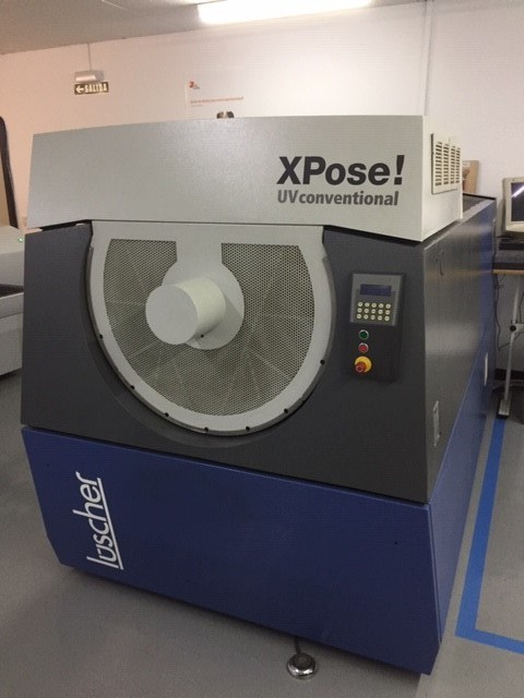 Luesher XPose! 160/64 UV