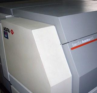 ERP 50143 Agfa Avantra 44S Filmbelichter aus lfd. Produktion