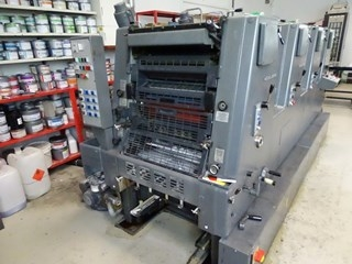 HEIDELBERG GTOVP + Version