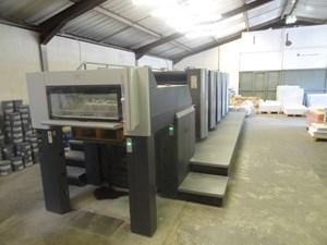Heidelberg SM SX 75 - 5 Five Colour Offset Press