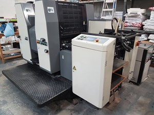 Win 522 Two Colour Offset Press