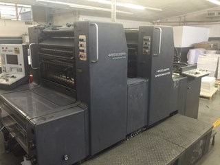 Heidelberg Speedmaster 74 2P Two Colour Press