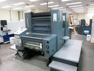 Heidelberg SM 74 2P Two Colour Offset Press