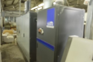Heidelberg Speedmaster 74 6P 3 Six Colour Offset Press