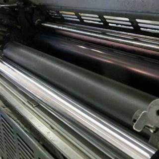 Ryobi 512 H Two Colour Offset Press