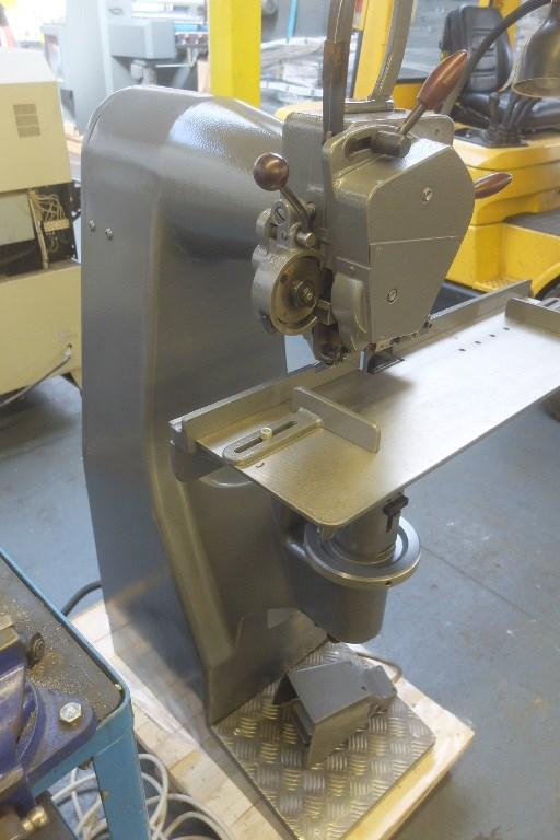 Hohner Wire Stitching Machine