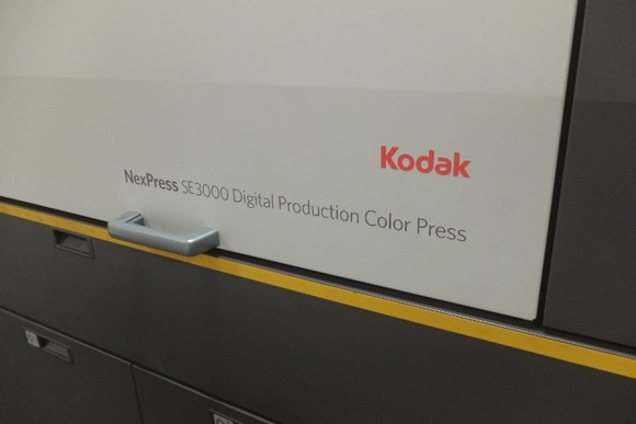 Kodak Nexpress SE 3000 Digital Press