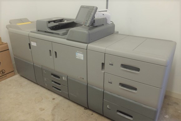 Ricoh Pro 8100s Monochrome Digital Printer