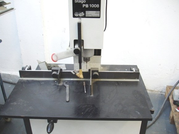 STAGO PB 1008 Single Headed Drill