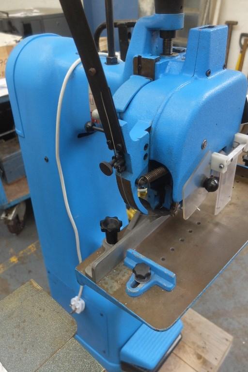 Bardolet Heavy Duty Saddle/Stab Stitching Machine