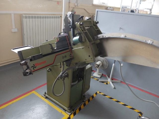 Blumer D18 Label Punching Machine