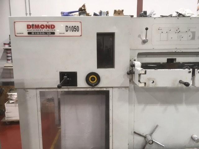 Dimond D1050 Autoplaten