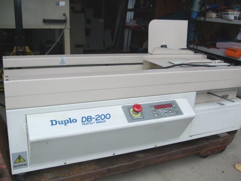 Duplo DB 200