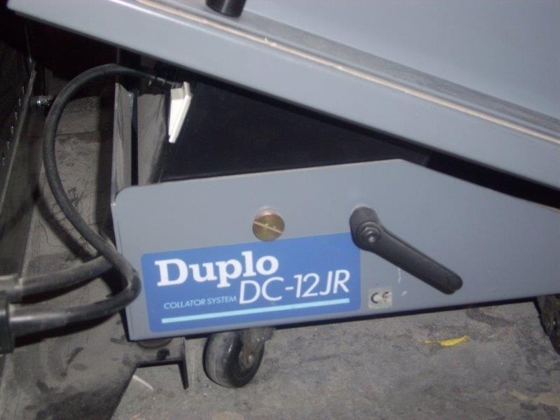 Duplo System 2000 Booklet Maker