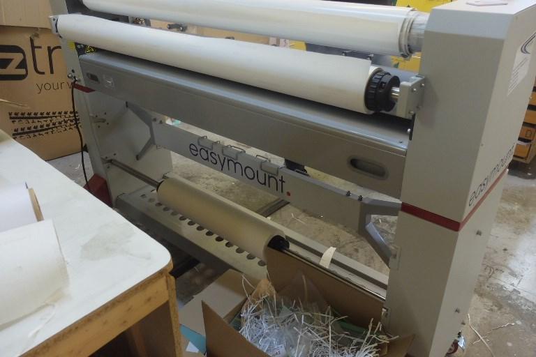 Easymount 1600 Hot Roll Laminator