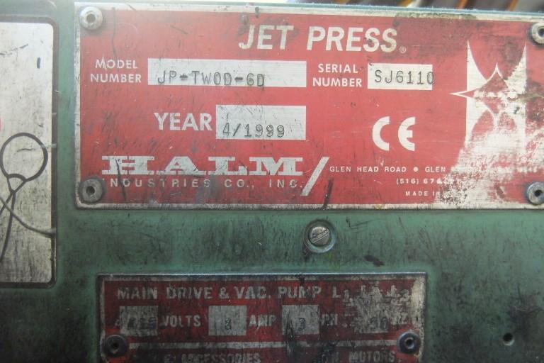 Halm Super Jet JP-TWOD-6D