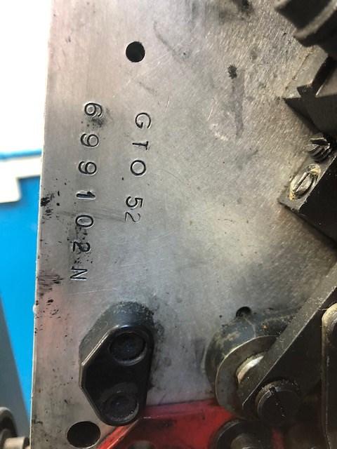 Heidelberg GTO 52 Single Colour Offset Press
